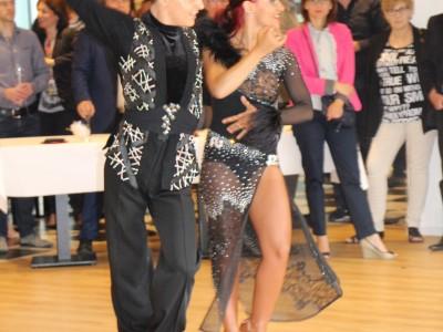 Danse de salon en compétition